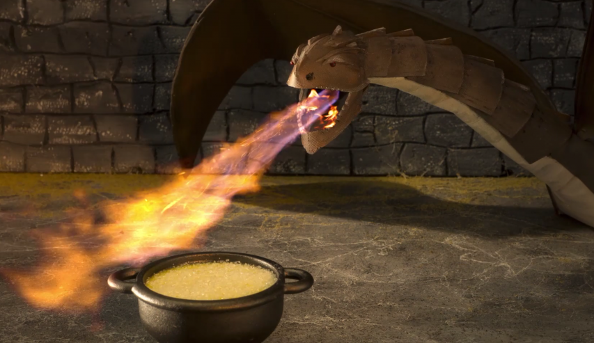 epicurious: cooking magic – the perfect crème brûlée