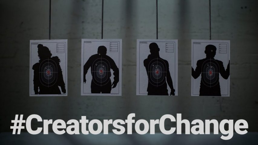 Creators for Change: Can you help end police violence?
