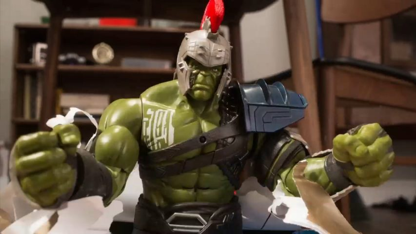 Marvel Holiday: Hulk & Thor