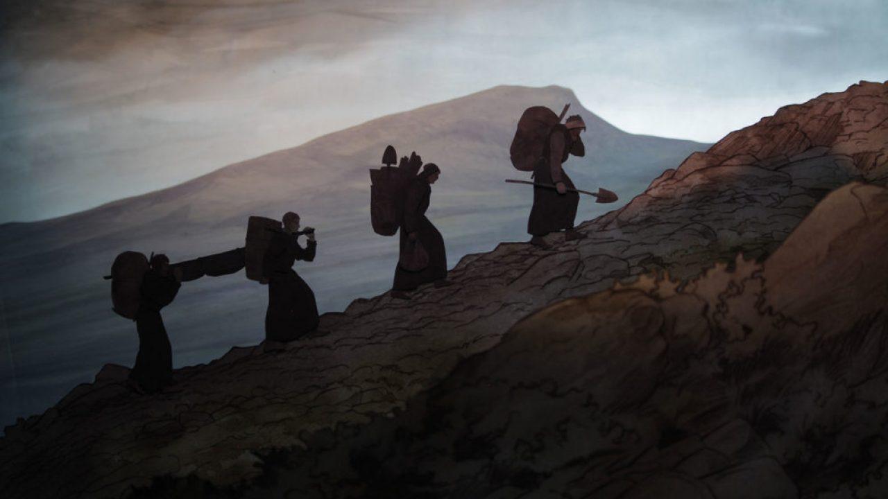 The Grave of Saint Oran – a short film by Jim Batt