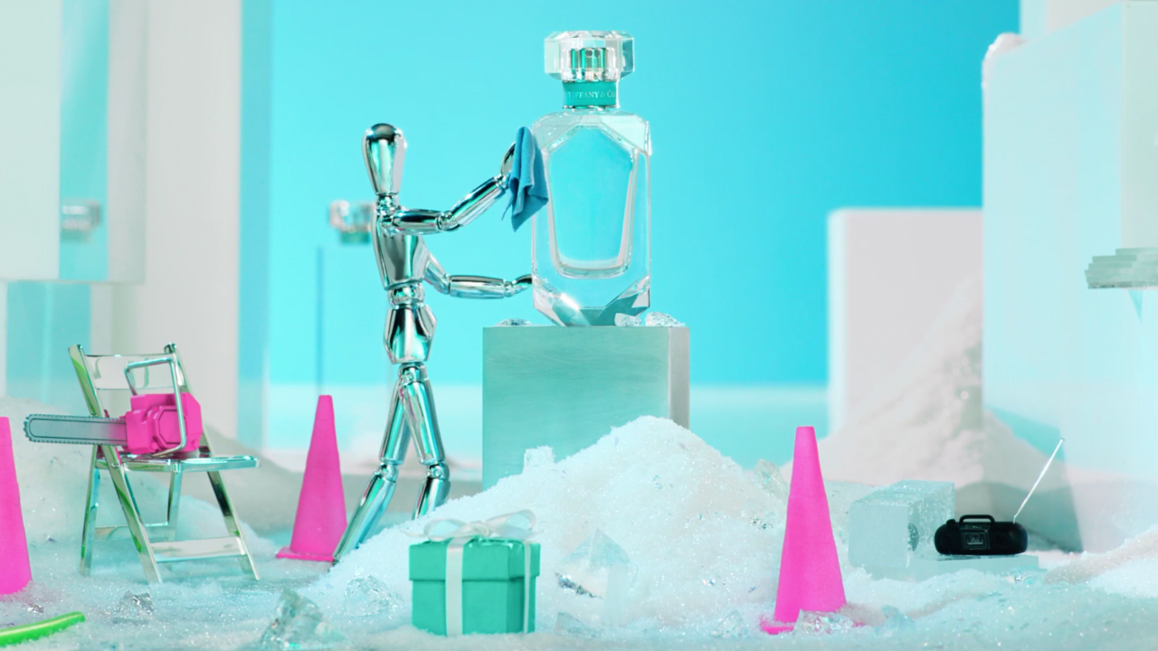 Tiffany & Co. – Holiday Fragrance