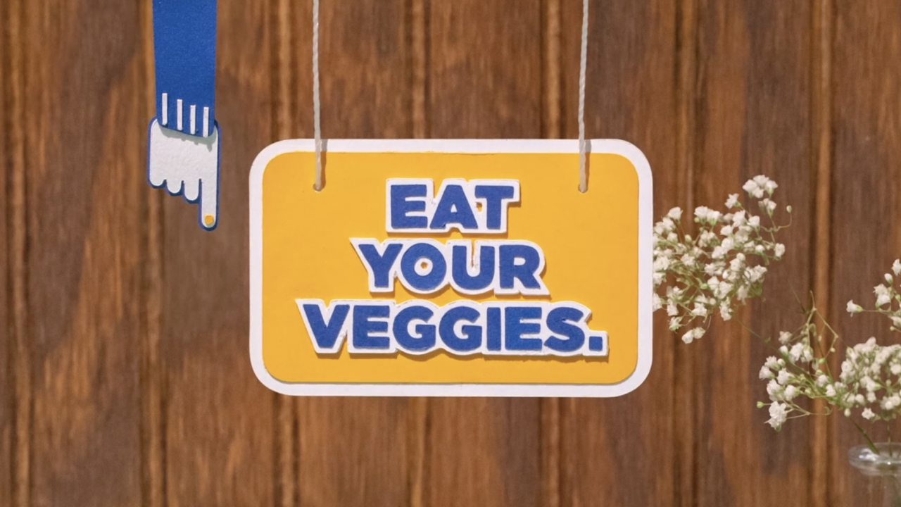 White Castle: Eat Your Veggies